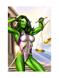 She-Hulk Character (Marvel Collection)