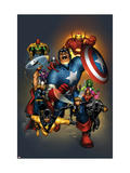 The Official Handbook Of The Marvel Universe (Marvel Collection)