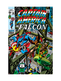Captain America & The Falcon (Marvel Collection)