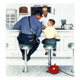 Growing Up (Saturday Evening Post)