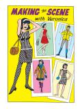Archie Comics Fashions