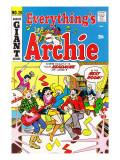 Retro Archie Comics Covers