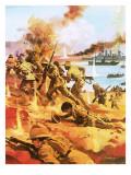 World War I Battle Scenes