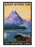 Montana Travel Ads (Vintage Art)