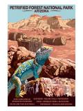Arizona Travel Ads (Vintage Art)