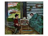 Families (Vintage Art)