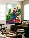 Incredible Hulk (Wall Murals)