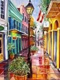 Alleys (Decorative Art)