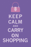 Keep Calm and Carry On Spoofs