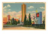 Exhibition & Convention Centers
