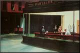 Nighthawks by Hopper