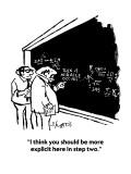 Science New Yorker Cartoons