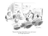 Christmas New Yorker Cartoons