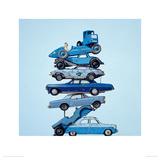 Cars (Fine Art)