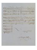 Félix Mendelssohn-Bartholdy