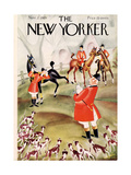 Constantin Alajalov New Yorker Covers