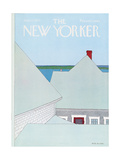 Travel New Yorker Covers