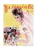 Mademoiselle Magazine Illustrations