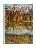 Ilonka Karasz New Yorker Covers
