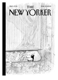 New Yorker Covers Recent Years