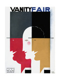 Vanity Fair Magazine Illustrations