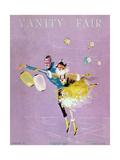 Vanity Fair Magazine Illustrations