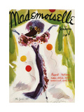 Mademoiselle Magazine Covers