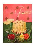 Gourmet Magazine Illustrations