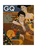 GQ Magazine Illustrations