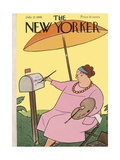 1930`s New Yorker Covers