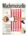 Mademoiselle Magazine Photographs
