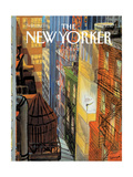 1990`s New Yorker Covers