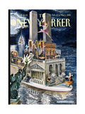 Transportation New Yorker Covers