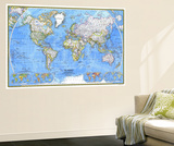 Map Giant Art