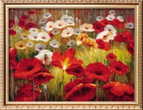 Framed Decorative Art Collection