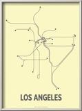 Modern Maps (Framed)