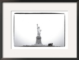 Statue of Liberty (Warhol Photography)