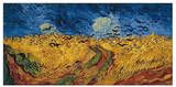 Wheat Field with Crows by van Gogh