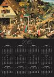 Figurative Poster Calendars
