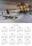 Landscapes Poster Calendars
