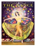 The Dance Magazine (Vintage Art)