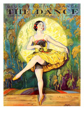 The Dance Magazine (Vintage Art)