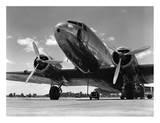 Air Transportation (Vintage Photography)
