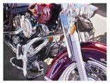 Motorcycles (Fine Art)