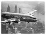 Air Transportation (B&W Photography)