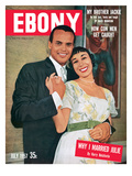 Harry Belafonte (Ebony)