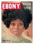 Diana Ross (Ebony)
