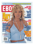 Mary J. Blige (Ebony)