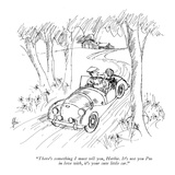 Car New Yorker Cartoons