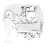 Writing New Yorker Cartoons